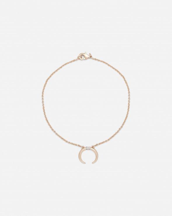 Moss Copenhagen - Ivory Glit Bracelet