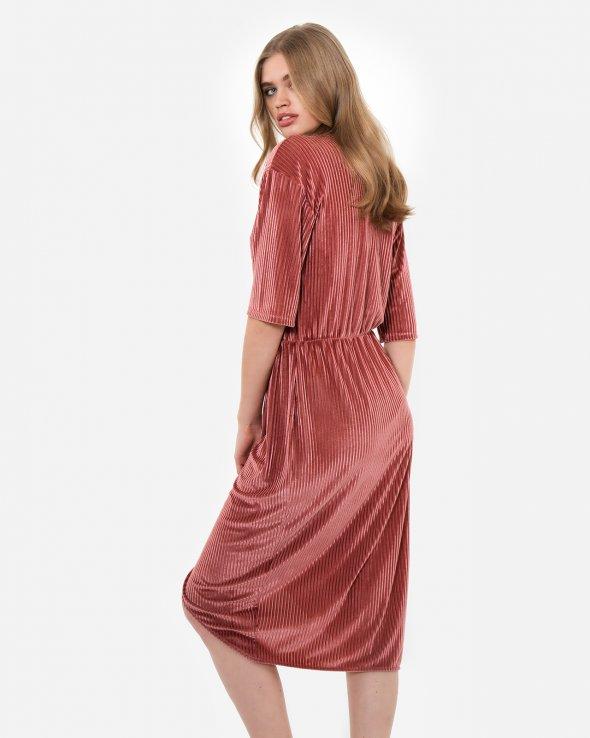 Moss Copenhagen - Vivi Rib Dress