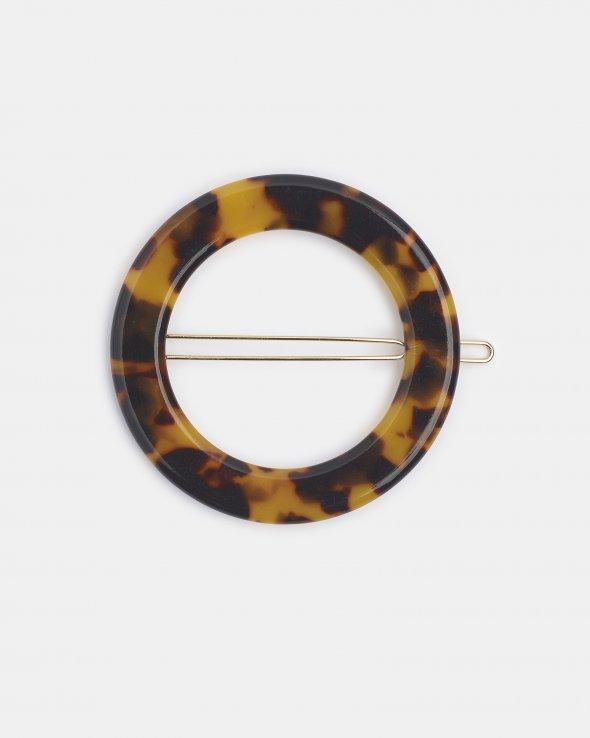 Moss Copenhagen - Round Large Hairclip