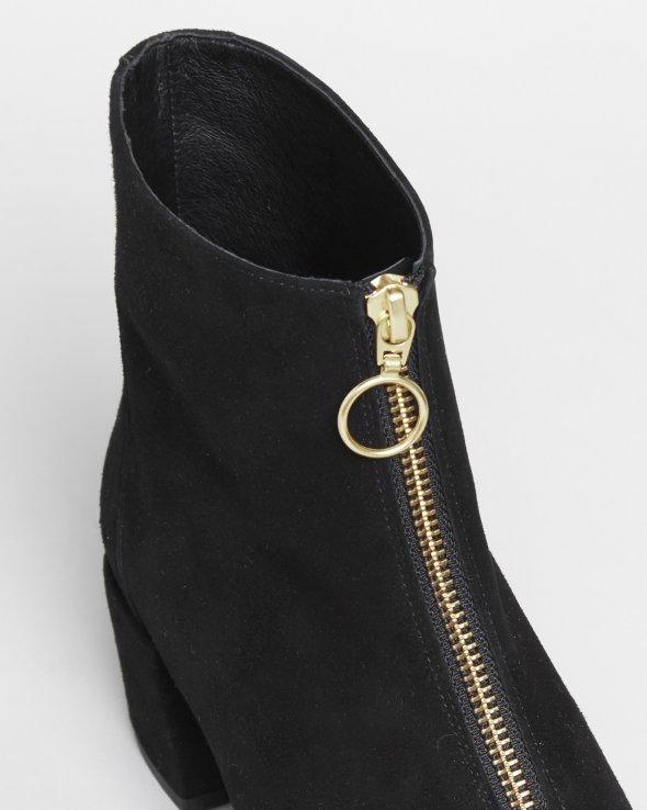 Moss Copenhagen - Lovena Suede Boots