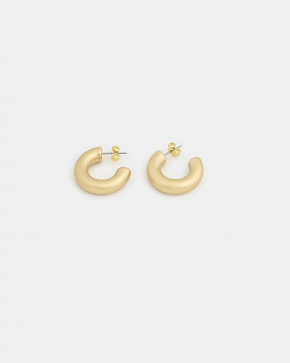 Moss Copenhagen - Sally Large Creol Earrings