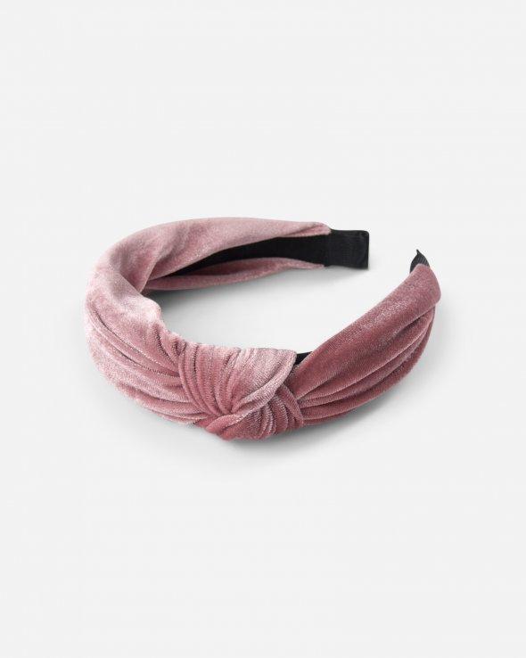 Moss Copenhagen - Velvet Knot Hairband