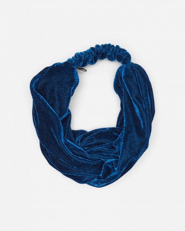Moss Copenhagen - Knot Velvet Hairband