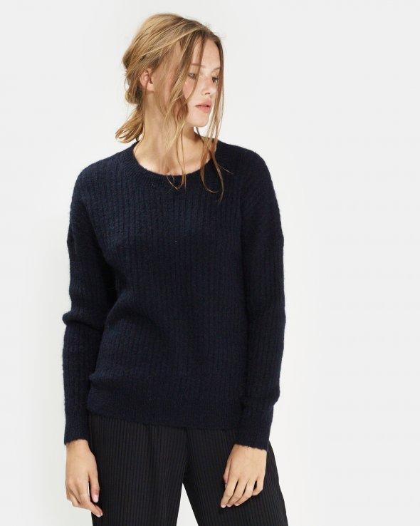 Moss Copenhagen - Femme Rib Mohair Pullover