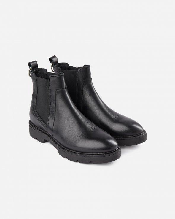 Moss Copenhagen - Ivey Leather Boots