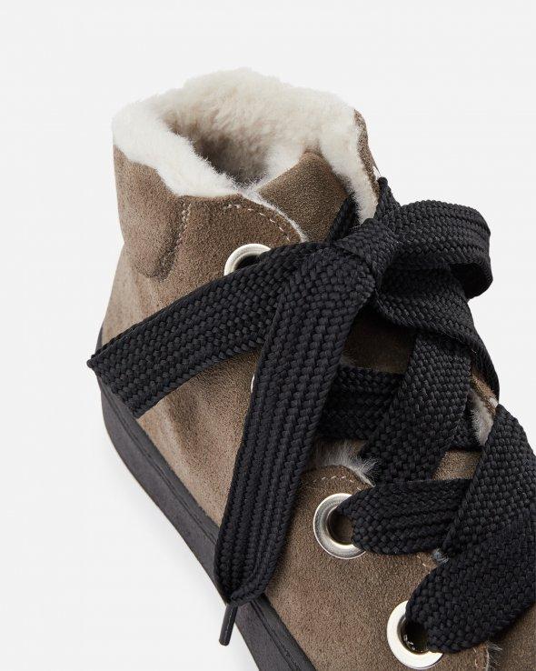 Moss Copenhagen - Marbel Suede Boots