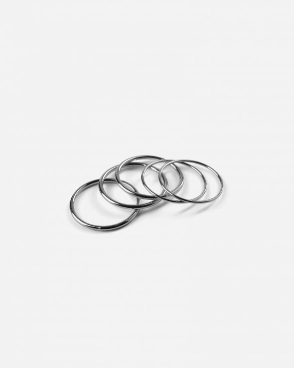 Moss Copenhagen - Mili X5 Rings