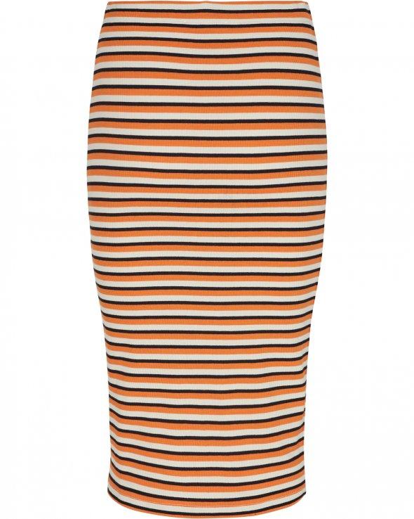 Moss Copenhagen - Ribene Skirt