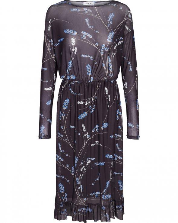 Moss Copenhagen - Fleur Dress AOP