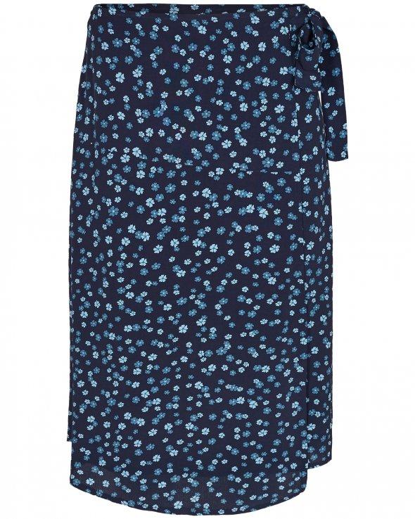 Moss Copenhagen - Rayne Wrap Skirt Aop