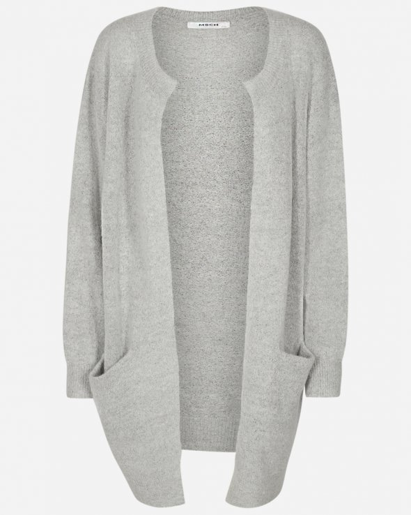 Moss Copenhagen - Vogue Mohair Long Cardigan