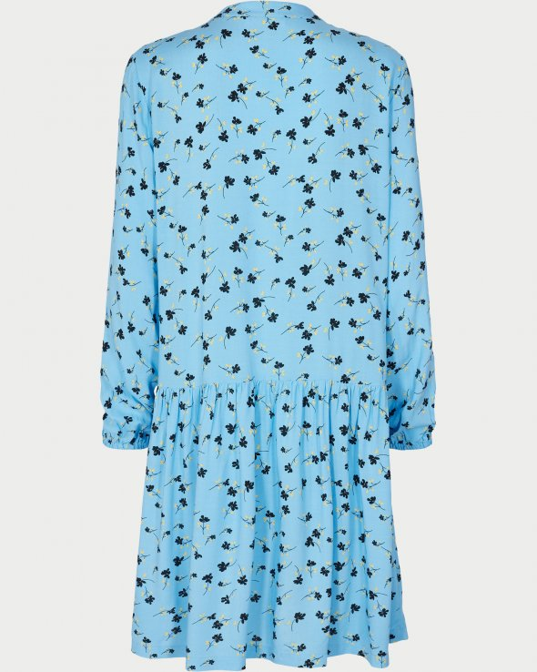 Moss Copenhagen - Fryd Turid Shirt Dress AOP