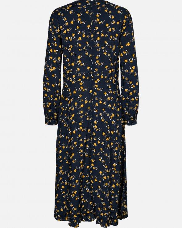 Moss Copenhagen - Fryd Turid LS Dress AOP