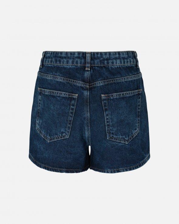 Moss Copenhagen - Clara HW Denim Shorts