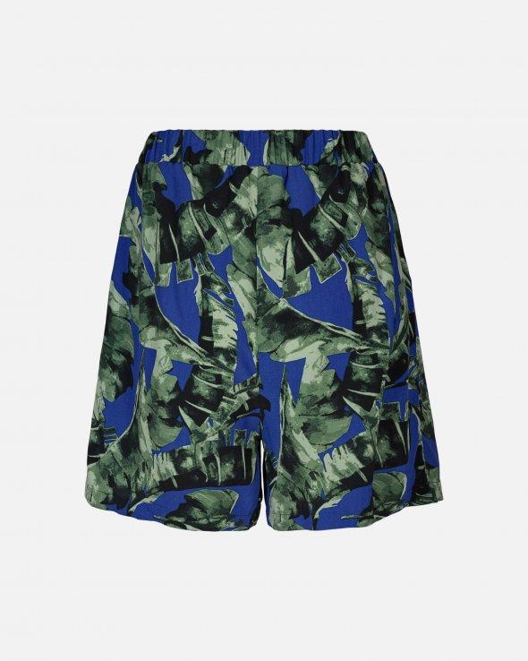 Moss Copenhagen - Banu Marocen HW Shorts AOP