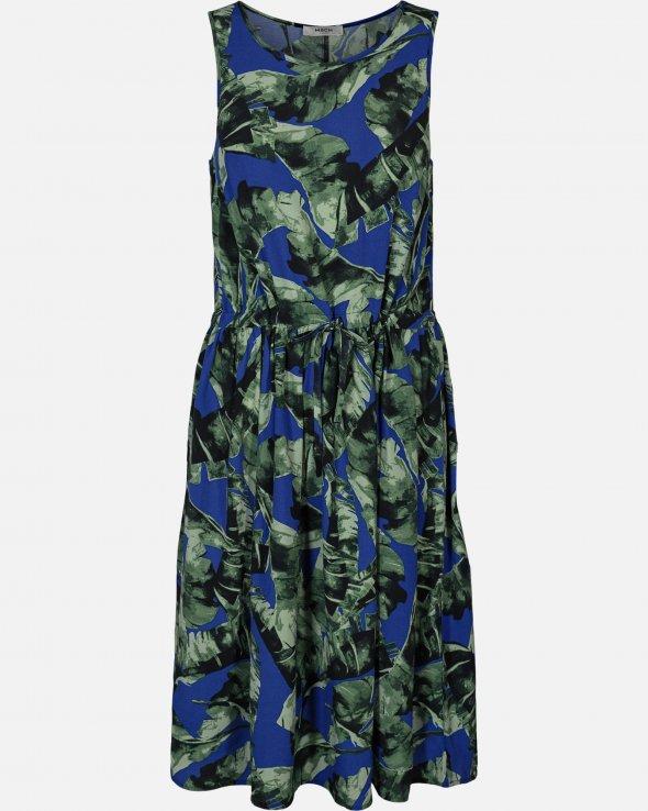 Moss Copenhagen - Banu Marocen SL Dress AOP