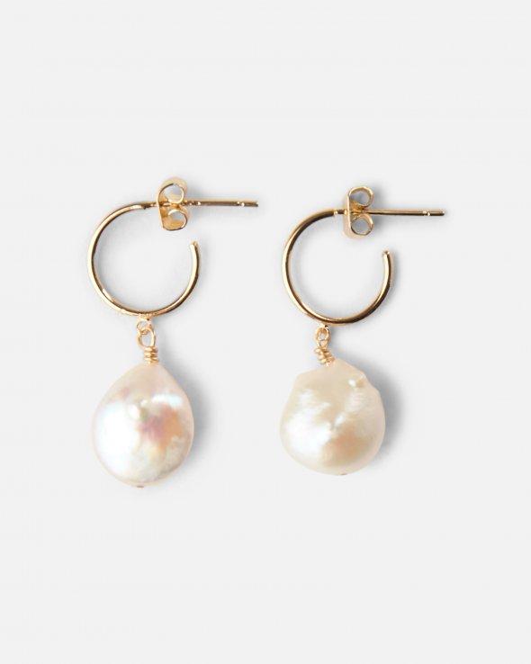 Moss Copenhagen - Perle Creol Earring