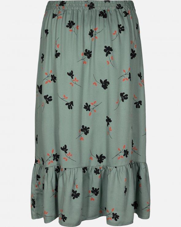 Moss Copenhagen - Fria Nor Long Skirt AOP