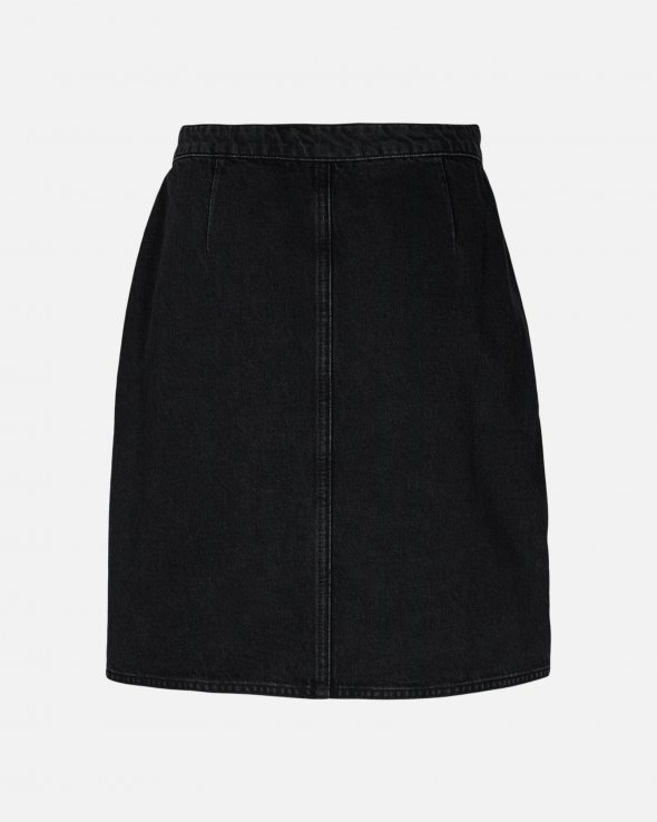 Moss Copenhagen - Annabel HW Denim Skirt