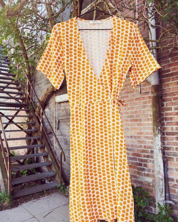 Moss Copenhagen - Chiara Rossa SS Dress AOP