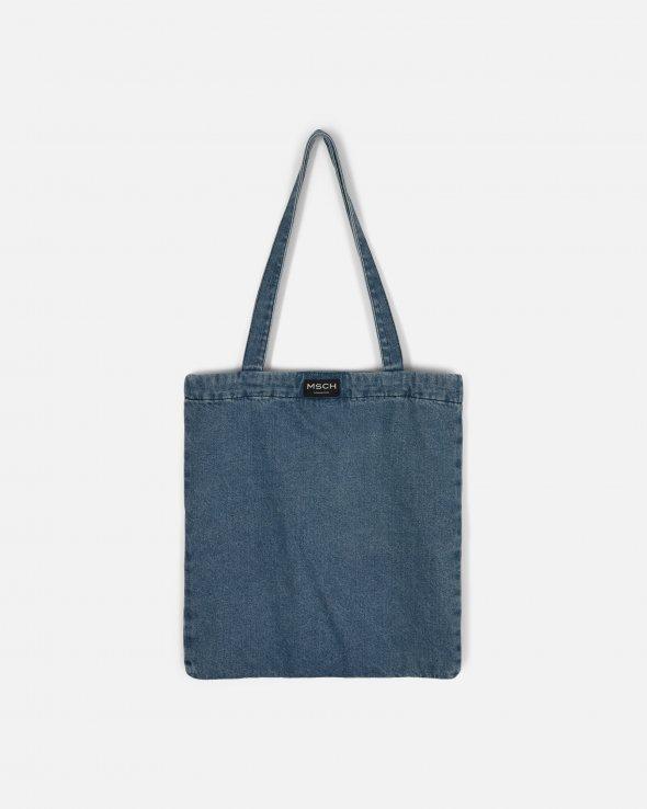Moss Copenhagen - Denim Shopper