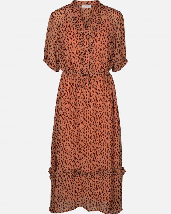 Moss Copenhagen - Morsa Rosalie SS Dress AOP