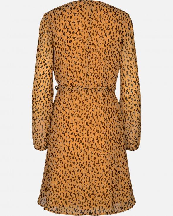 Moss Copenhagen - Morsa Rosalie Wrap Dress AOP