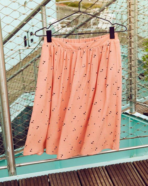 Moss Copenhagen - Sisly Skirt AOP
