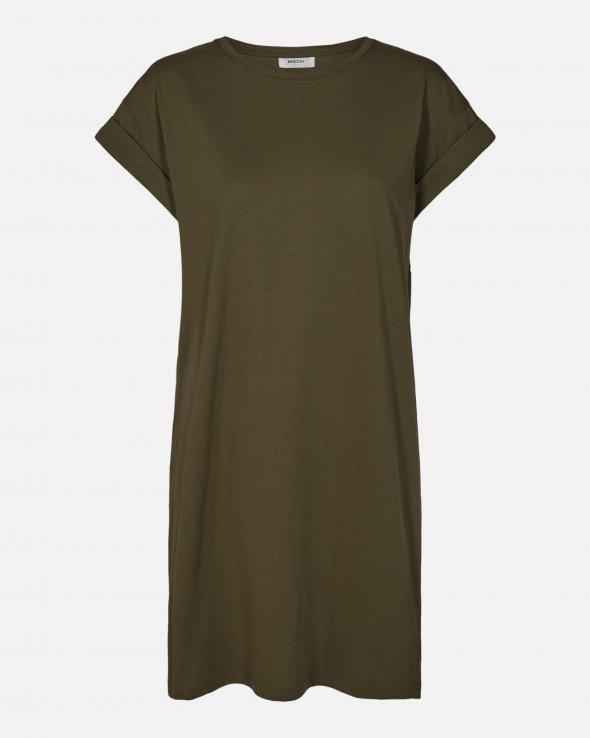 Moss Copenhagen - Alvidera Addi Plain Dress