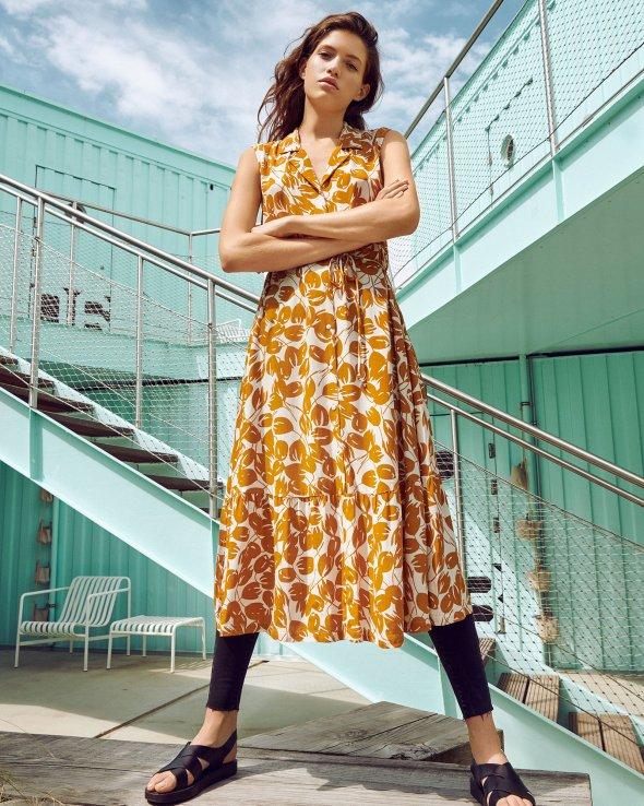 Moss Copenhagen - Reign Morocco SL Dress Aop
