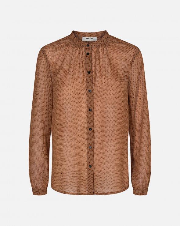 Moss Copenhagen - Evaline LS Shirt AOP