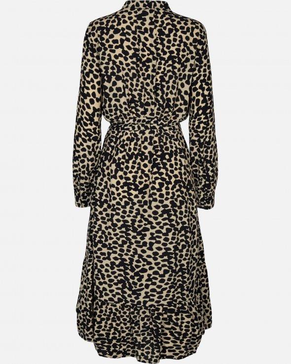 Moss Copenhagen - Vaya Morocco LS Dress AOP