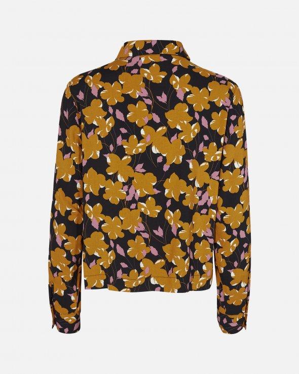 Moss Copenhagen - Celia Turid LS Shirt Aop