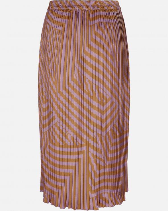 Moss Copenhagen - Tessa Pleated Skirt Aop