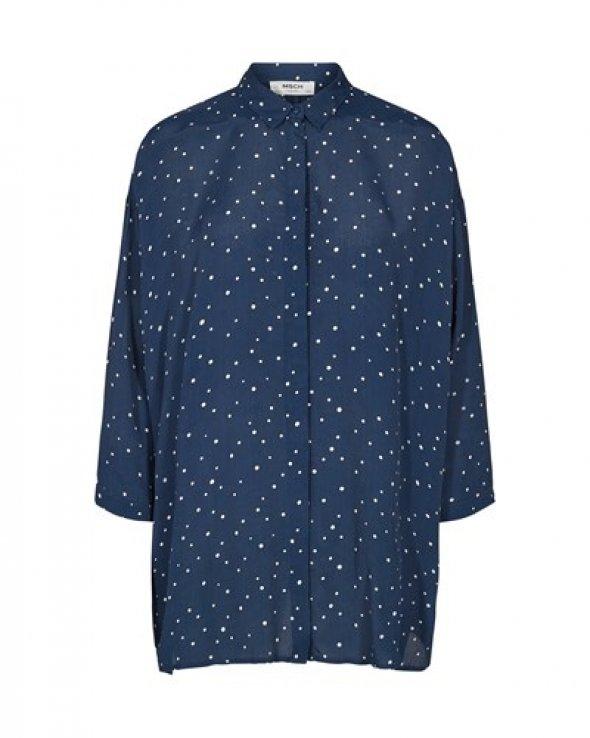 Moss Copenhagen - Life Shirt AOP