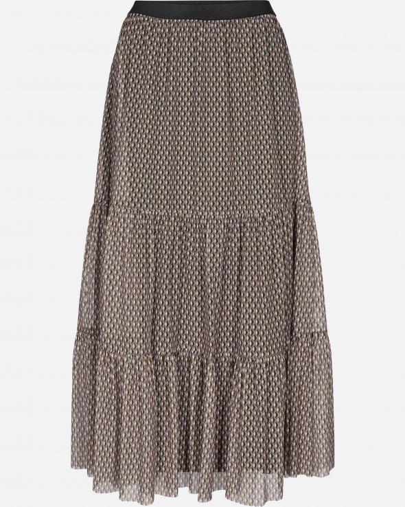 Moss Copenhagen - Kenna Mesh Skirt Aop