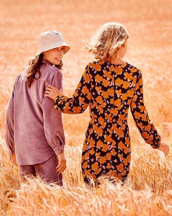 Moss Copenhagen - Celia Turid LS Dress Aop