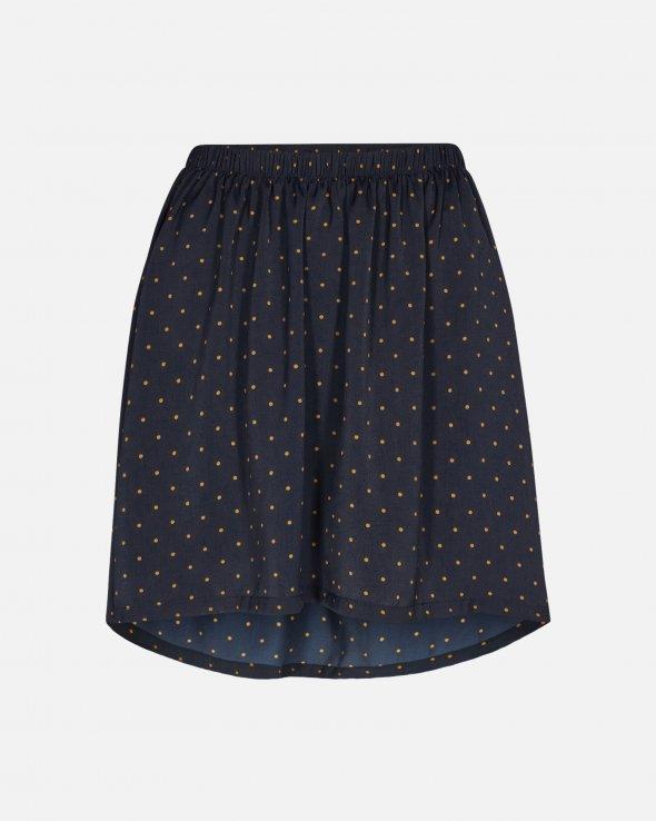 Moss Copenhagen - Mille Polysilk Skirt AOP