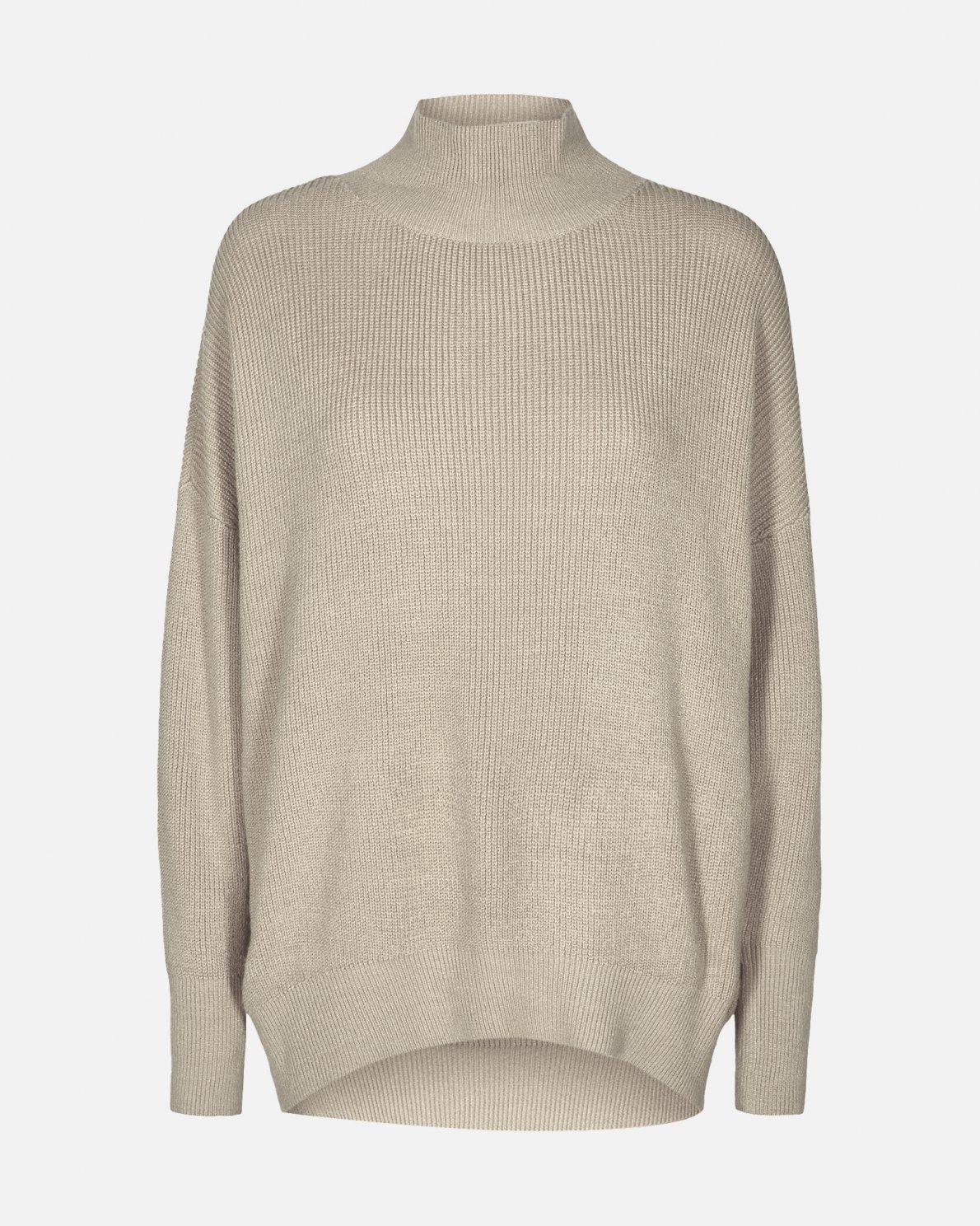 MOSS COPENHAGEN Pullover Dalina beige