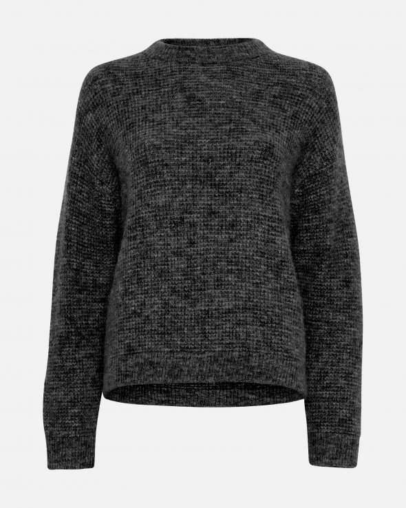 Moss Copenhagen - Denna Waffle Mohair Pullover