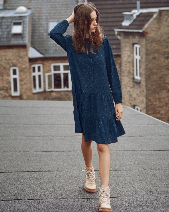 Moss Copenhagen - Janelle Dorena Dress AOP