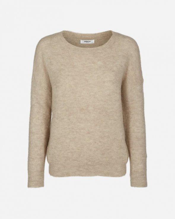 Moss Copenhagen - Femme Alpaca O Pullover