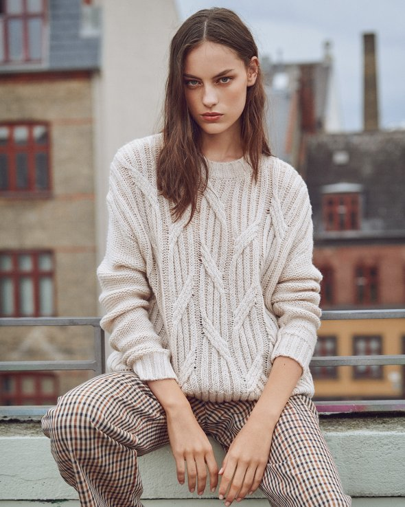 Moss Copenhagen - Iluna LS Pullover