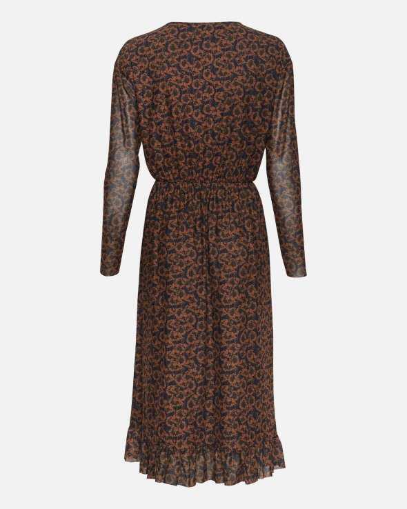 Moss Copenhagen - Finley LS Dress AOP