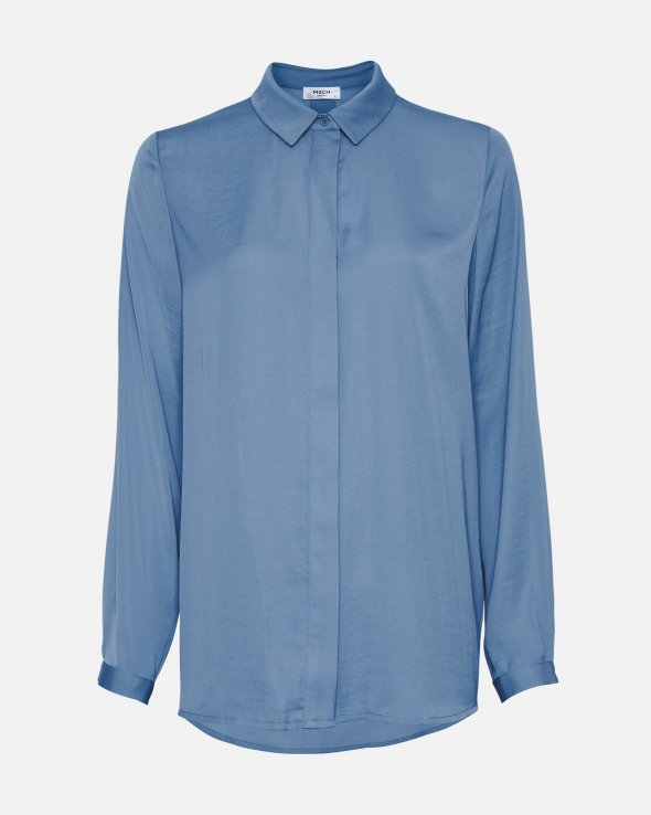 Moss Copenhagen - Blair Seasonal Polysilk Shirt