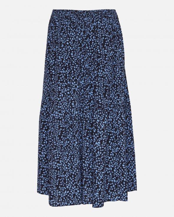 Moss Copenhagen - Beatrice Jalina HW Midi Skirt AOP