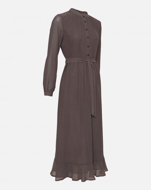 Moss Copenhagen - Evaline LS Dress AOP