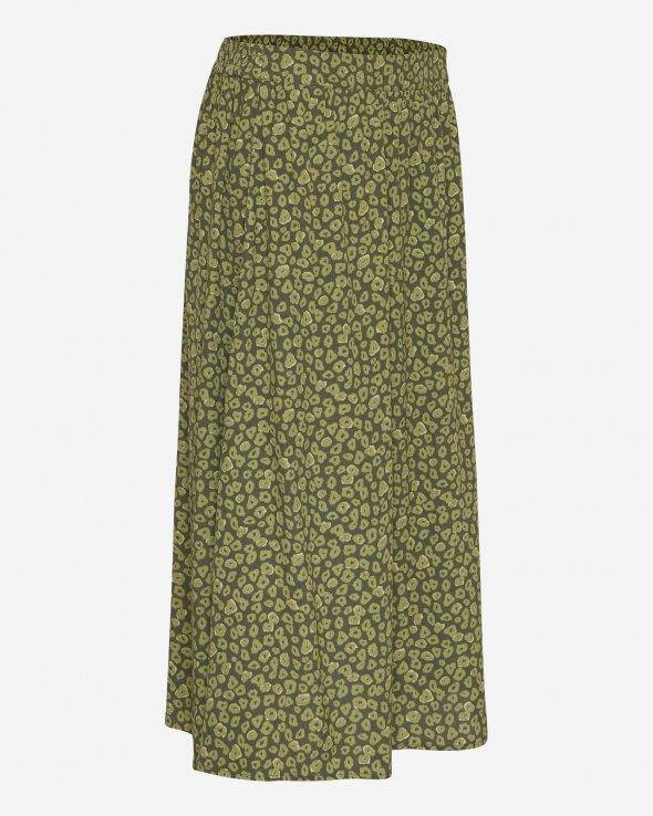 Moss Copenhagen - Neona Jalina HW Midi Skirt AOP