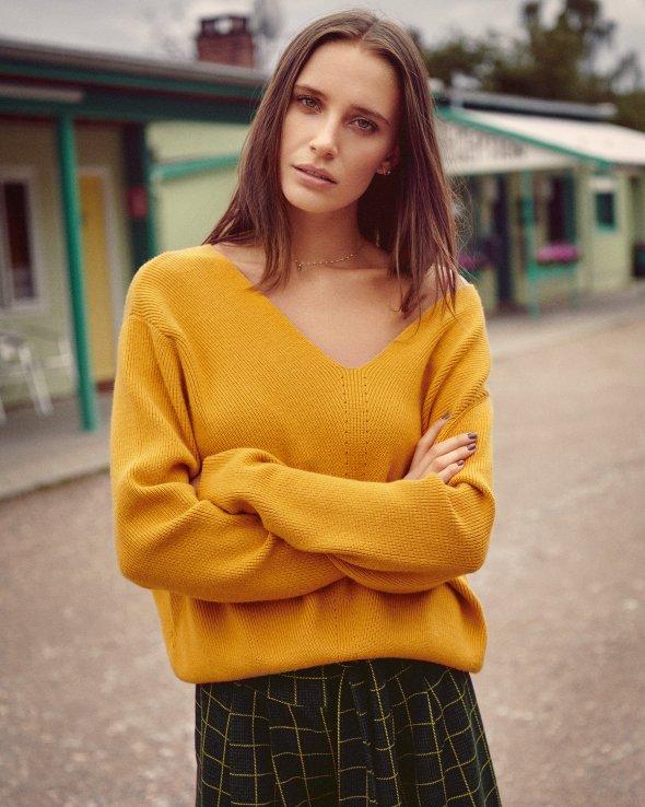 Moss Copenhagen - Jilli V Pullover