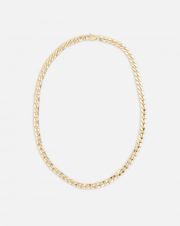 Moss Copenhagen - Chunky S Necklace